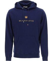 bel-air athletics academy embroidery hoodie