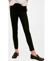 mango elastic suit pants