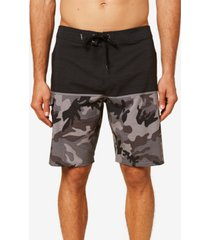 "o'neill men's heist breakup ""19 boardshort"