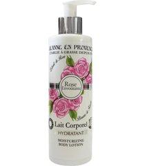 crema de cuerpo rosa 250ml jeanne en provence