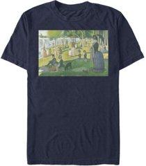 fifth sun men's alien art short sleeve crew t-shirt