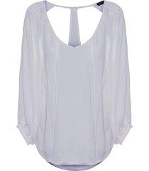 blusa feminina angélica - azul