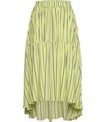 vitto knälång kjol grön mbym