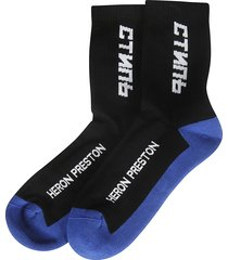 heron preston heron preston ctnmb long socks