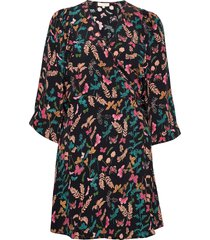 pre spring kimono dress dresses everyday dresses multi/mönstrad by ti mo