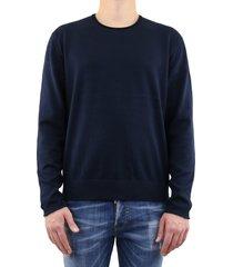 crewneck sweater blauw