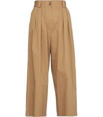 etro cotton culottes pants