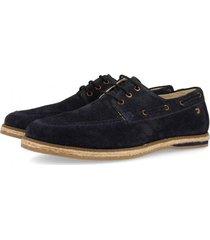 zapato urbano azul marino gioseppo