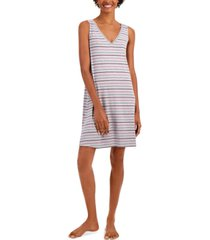 alfani v-neck sleeveless nightgown, created for macy's