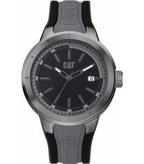 reloj gris cat t8