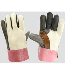 ganado ocultar color protección laboral guantes para trabajos de aislamiento del soldador
