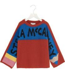 stella mccartney pencil stella sweater