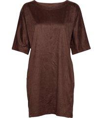 fqmollo-tu-3/4-april dresses everyday dresses brun free/quent