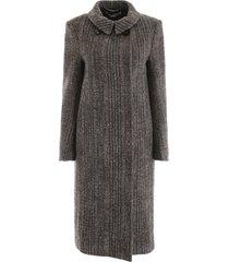stella mccartney chevron coat