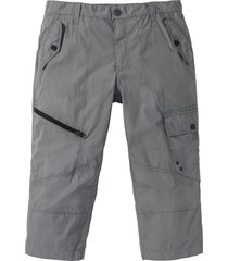pantaloni 3/4 loose fit (grigio) - rainbow