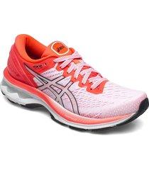 gel-kayano 27 tokyo shoes sport shoes running shoes orange asics