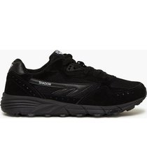 hi-tec shadow tl sneakers black/white