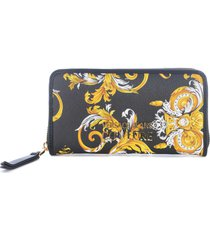 versace jeans couture wallet