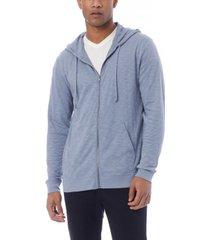 men's cole slub full-zip hoodie