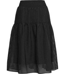 molise skirt knälång kjol svart designers, remix