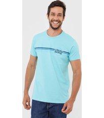 camiseta billabong diecut azul