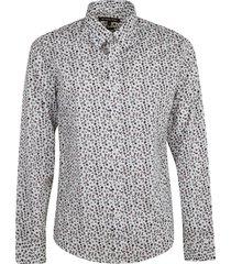 michael kors all-over printed shirt