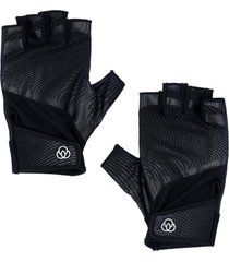 guante fitness gloves uni negro  bsoul