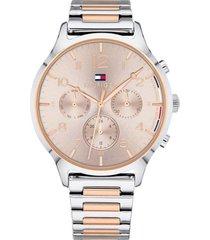 reloj tommy hilfiger 1781876 multicolor -superbrands