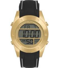 relógio condor masculino digital preto cobj3463af3d