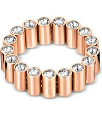 anillo swatch  lustro/jrm084-6- rosa