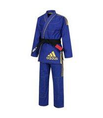 kimono jiu jitsu adidas gi contest 2.0 ibjjf - azul