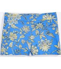 loft trellis garden rivera shorts with 4 inch inseam