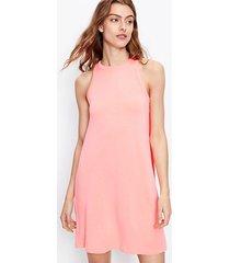 loft lou & grey signature softblend halter swing dress