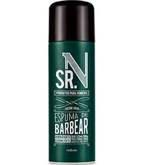espuma de barbear sr n - 200ml
