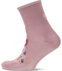dina holly lingerie socks regular socks rosa becksöndergaard