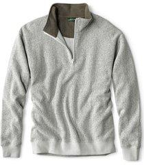 ultra-ragg zipneck sweatshirt / ultra-ragg zip neck sweatshirts, natural, 2xl