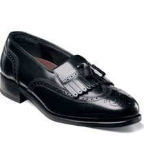 florsheim men's lexington kiltie tasseled wing-tip loafer men's shoes