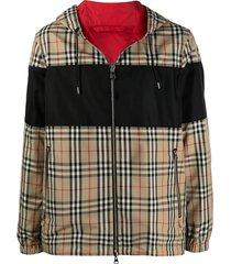 reversible jack met hoodie