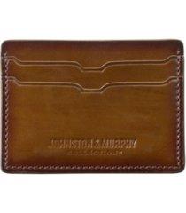johnston & murphy men's weekender wallet