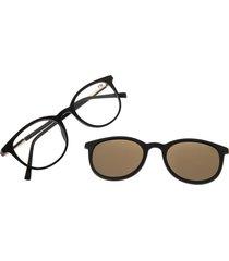 montura de gafas con lente extra (multi) - lvmu0316 - dorado