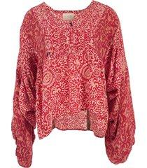 sissel edelbo blouse model 10