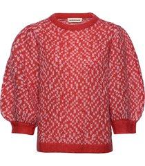 vivil gebreide trui rood custommade