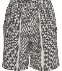 sc-italy shorts flowy shorts/casual shorts grå soyaconcept