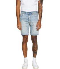 hemmed short shorts and bermudas