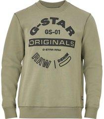 sweatshirt originals logo gr r sw l/s