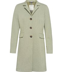 coats woven tunn rock grön esprit casual