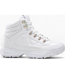 sneaker alte kappa (bianco) - kappa
