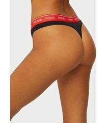 calvin klein underwear 7-pack thong string