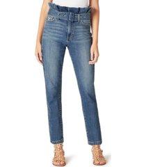 sam edelman the dani belted paperbag jeans
