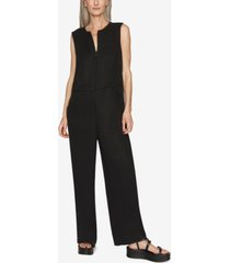 b new york flowy jumpsuit